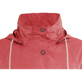 Columbia Remoteness Veste Femme, sunset red